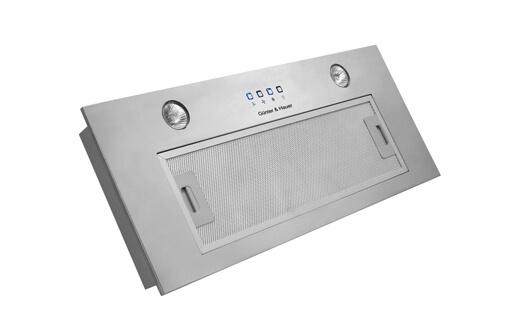 Кухонные вытяжки ATALA 1000 BI и ATALA 1060 BI от Günter & Hauer: совершенство – в простоте!