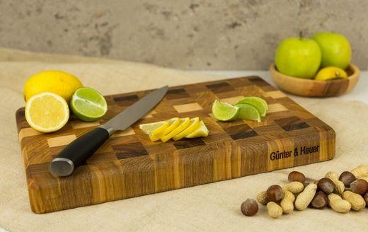 Кухонні дошки Günter & Hauer із натуральної деревини