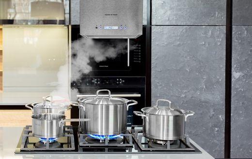 как выбрать кухонную вытяжку - Günter & Hauer