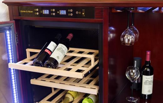 Вино напоказ