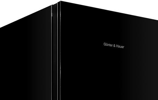 Холодильник FN 338 GLB — стильний акцент на вашій кухні