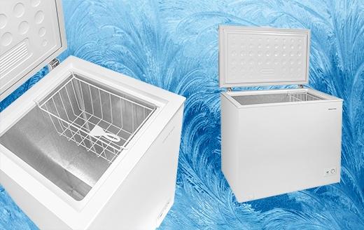 Морозильні скрині Günter & Hauer — гарантія ефективного тривалого зберігання продуктів