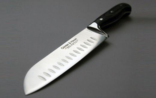 Качество немецких кухонных ножей Günter & Hauer теперь в новом формате!