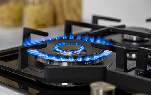 Газові варильні поверхні: просто, безпечно та надійно