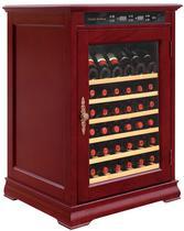 WK 138 A C3 (махагон) - шафа для вина Günter & Hauer