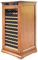 WK 200 A C1 - шафа для вина Günter & Hauer (світлий дуб)