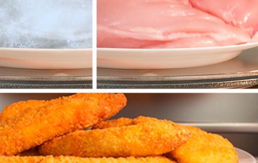 Крок за кроком від розморожування до готової страви
