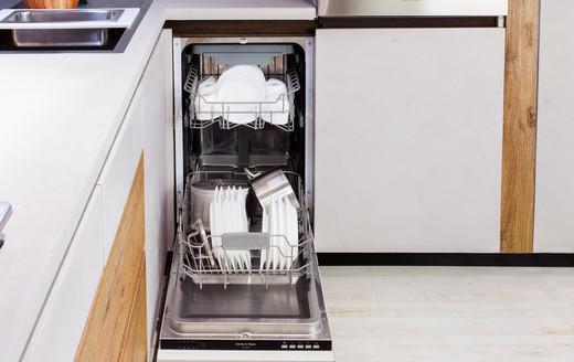 Місткість посудомийної машини – гарантія економічності